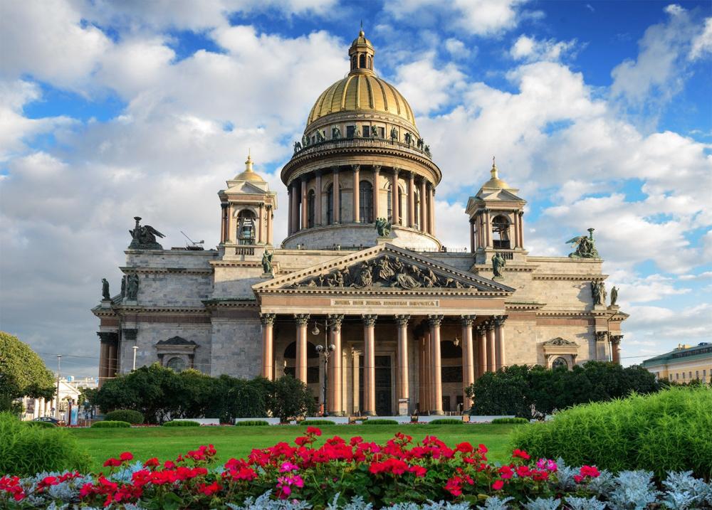 фото собор исакиевский