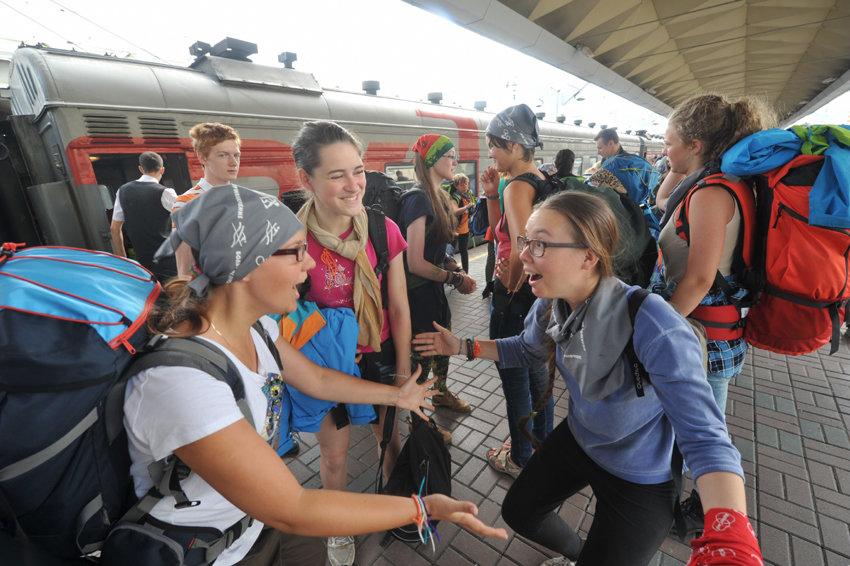 Скидки на поезд школьникам в 2016
