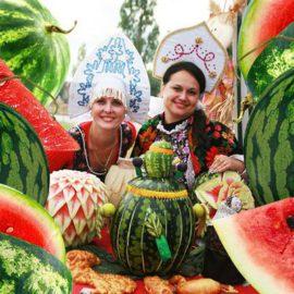 Арбузный фестиваль в Камышине!