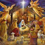 Рождество в станице Вёшенская