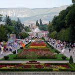 Тур для школьных групп: «Кисловодск – Медовые водопады – Пятигорск»