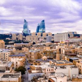 Тур «Майские праздники в Азербайджане»!