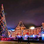 Сборный тур «Москва открывает двери в Новый год 2020»