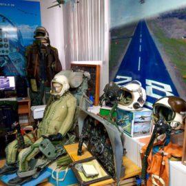 Поездка в Центр «Качинец» с посещением музея авиации